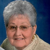 """Mrs. Barbara """"June"""" Cook"""
