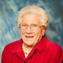 Violet V. Long