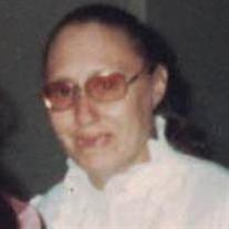 Margaret Ann Fralix