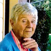 Dona May Anderson