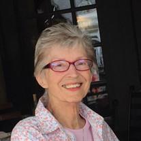 Mrs Nancy P Clark