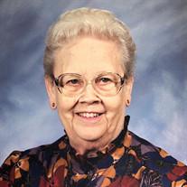 Patricia Cross Horn