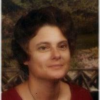 Mrs.  Shirley Guthrie Fletcher