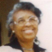 Ms Addie L. Cloud-McRath