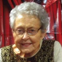 Margaret Gene Umble