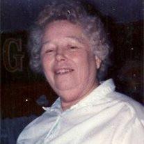 Doris Gean Rountree