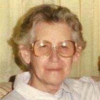 Hazel Nadine Duffel