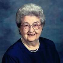 Doris Elisa Ogden
