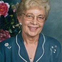 Dorothy Elaine Dahl