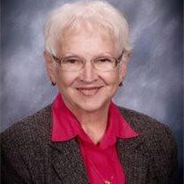 Doris Mae O'Keefe Dallmann