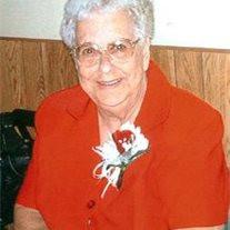 Gladys Christine Carlen