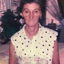 Alma Perkins Caldwell