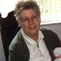 Myrtle Marie Gullett Preston