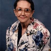 Lucy Jane Montgomery Arnett