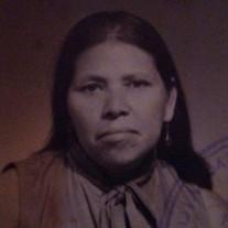 Mrs. Bartola Lopez
