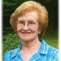 Frances Bowling Webb