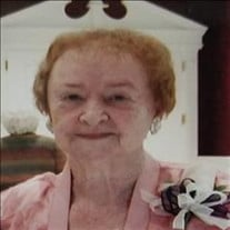 Margaret Mattie Mills