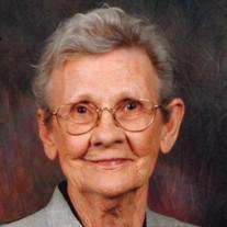 Alma Ruth Proctor Crocker