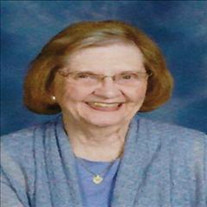 Betty Ann Warner