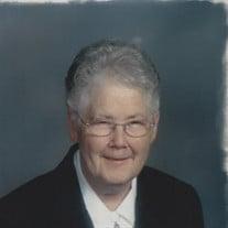 Norma Eileen Hillman