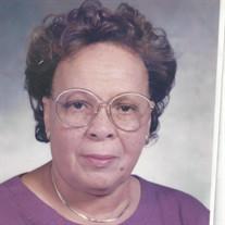 Mrs. Julia  Mae Dacus Oglesby