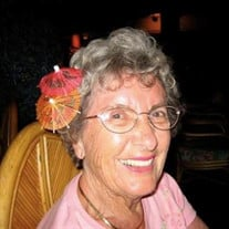 Mrs Marie M Judd