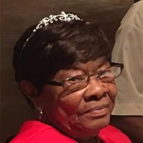 Mrs. Mamie Joe Nelson