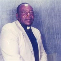 Bishop Charlie Davis