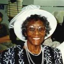 Mrs. Rebecca Jackson