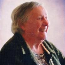 """Margaret """"Peggy"""" Frances Winstead"""