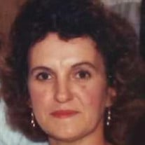 """Mrs.  Kathleen """"Kathy"""" Bonnie Mizell"""