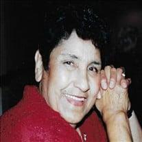 Anita Margaret Casillas Carpio