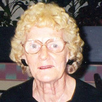 Gladys M. Chronister