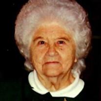 Mary Irene  Stewart