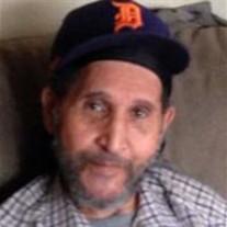 """Robert  Junior """"Joe"""" Hall Sr."""