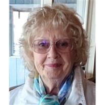 Marie Louise Burgess