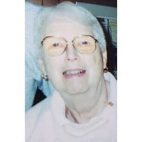 Marjorie W.  Bainton