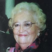 Gladys M. Evans