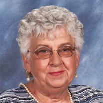 Marian Augusta Webber