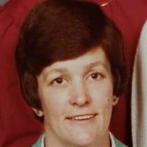"""Julia """"Judy"""" Lukenbill Patterson"""