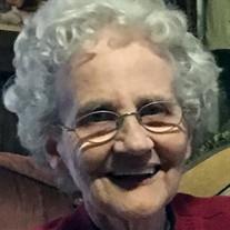 "Barbara  Jean ""Nanny"" Burris"