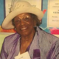Ms. Delores White