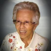 Evelyn Faye Salyer