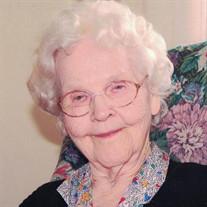 Harriet Mae Cox