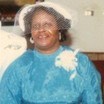 Mrs. Willie  Mae  Robinson