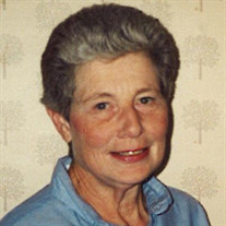 Edith Mensendike