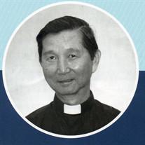 Reverend Francis  Tasuku Nakagawa S.M.