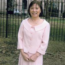 Mrs. Kiyoko Kate Johnson