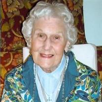 Mary Goudie Berggren