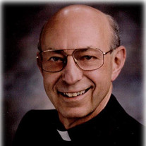 "Monsignor Robert Gabriel ""Bob"" Angelle"